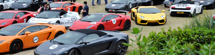Event: Lamborghini 50th Anniversary Grand Tour!
