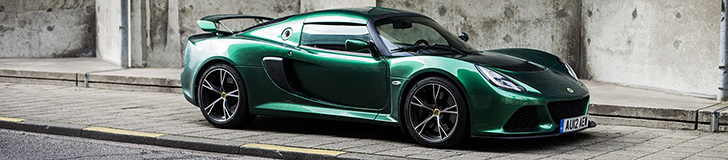 Gereden: Lotus Exige S