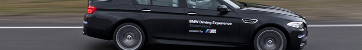 BMW Driving Experience op Circuitpark Zandvoort
