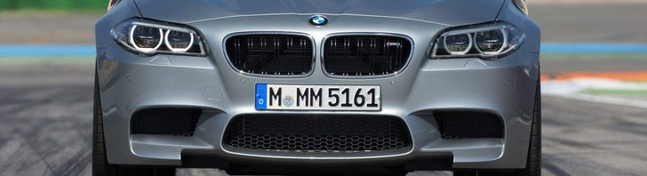 BMW M5 F10 is vernieuwd en verbeterd