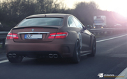 Prior Design makes the Mercedes-Benz E-Class Coupe very wide