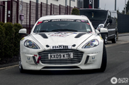 Aston Martin Hybrid Hydrogen Rapide S is environmental friendly!