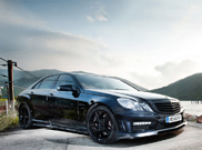 Mercedes-Benz E 63 AMG tuned by RevoZport