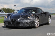 Foto spia: Alfa Romeo 4C