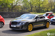 Bentley in Swansea looks funky