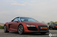 Spot van de dag: Audi R8 V10 Spyder 