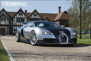 ADV.1 geeft Bugatti Veyron 16.4 bijpassende velgen