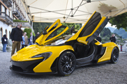 Villa d'Este 2013: the concept cars & supercars
