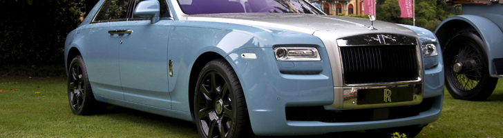 Villa d'Este 2013: Rolls-Royce is prominently present