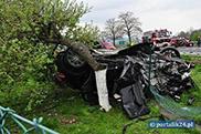 Ecco il primo incidente riguardante una Porsche Macan!