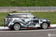 Spyshots: Land Rover is working on a gasoline hybrid car