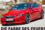 Rendering: nieuwe BMW M3