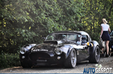 Topspot: fraaie AC Cobra bij de Nordschleife