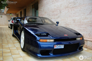 Hard to spot: The Venturi Atlantique 400 GT