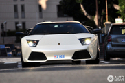 Beautiful pictures of a Lamborghini Murciélago LP640 Roadster in Monaco!