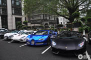 Supercombo at the Dorchester Hotel in Londen