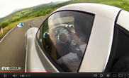 Movie: EVO drives the Pagani Huayra