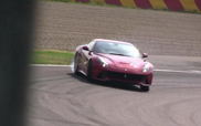 Movie: playing with the Ferrari F12berlinetta on Fiorano