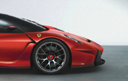 Revolutionary design: Ferrari F70, Ferrari's new supercar