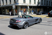 Well equipped: FAB Design SLR McLaren Roadster Desire