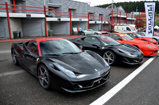 Ferrari Owners Day Spa 2012