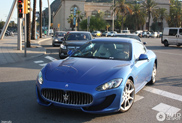 The first copy is spotted: Maserati GranTurismo Sport!