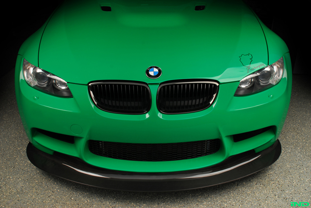 IND improves the particular project BMW M3 'Green Hell'