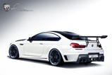 Lumma CLR 6 M: BMW M6 F13 according to Lumma Design