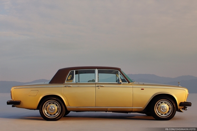Photoshoot: Rolls-Royce Silver Shadow II