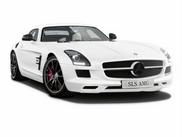 Asia is hot: SLS AMG Matte Editions
