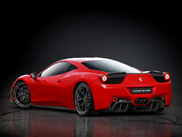 A little bit more striking: Vrsteiners 458-V program