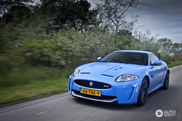 Nu te downloaden: wallpapers van de Jaguar XKR-S!