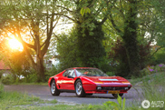 Enjoyable pictures of a Ferrari 512 BBi