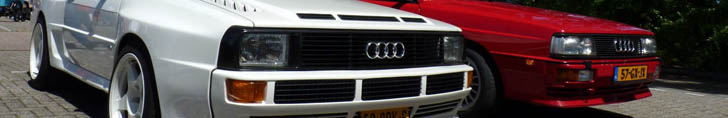 Event: Audi Tradition 2013
