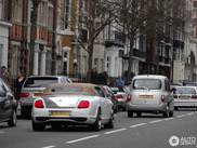 Strange sighting: Bentley Continental Supersports Convertible