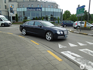 Primeur gespot: Bentley Flying Spur