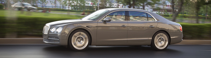 Photogallery: Bentley Flying Spur