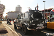 Mercedes-Benz G 63 AMG ready for the army