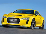 Forgotten Audi Quattro Concept will have its offspring at the IAA