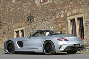 Inden Design Borrasca is open SLS AMG Black Series