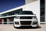 TopCar delivers the first Range Rover Lumma CLR R
