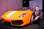 Lamborghini's special announcement: Gallardo India Edition