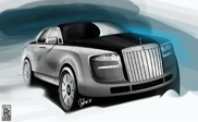 Rolls-Royce's SUV depends on the BMW X7