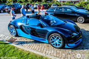 Veyron 16.4 Grand Sport starts of the summer in Sylt