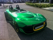 Caterham Aeroseven even in Nederland