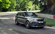 Overfinch gives the Range Rover Sport a fresh new look