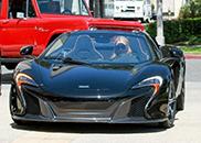 Paris Hilton ha acquistato una McLaren 650S Spider!