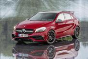 Mercedes-Benz A 45 AMG is again the fastest hothatch