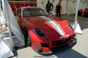 Blancpain Paul Ricard mit vielen Supersportwagen