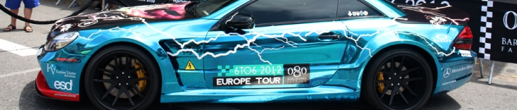 Fotoreport: Die 6to6 Europe Tour startete in Barcelona